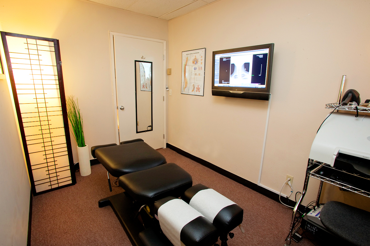 Exam and Treatment Room